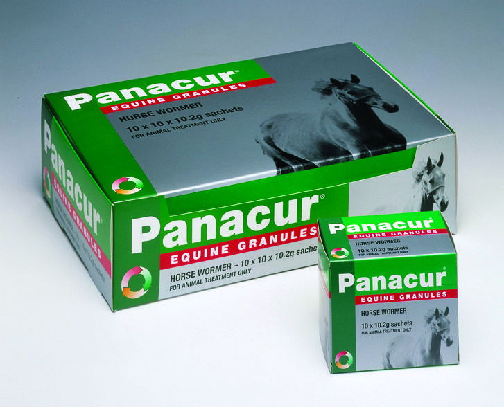 Panacur Equine Granules 10kg Farm And Country