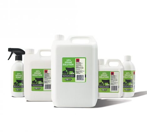 Iodine Solution 10 183 Farm And Country