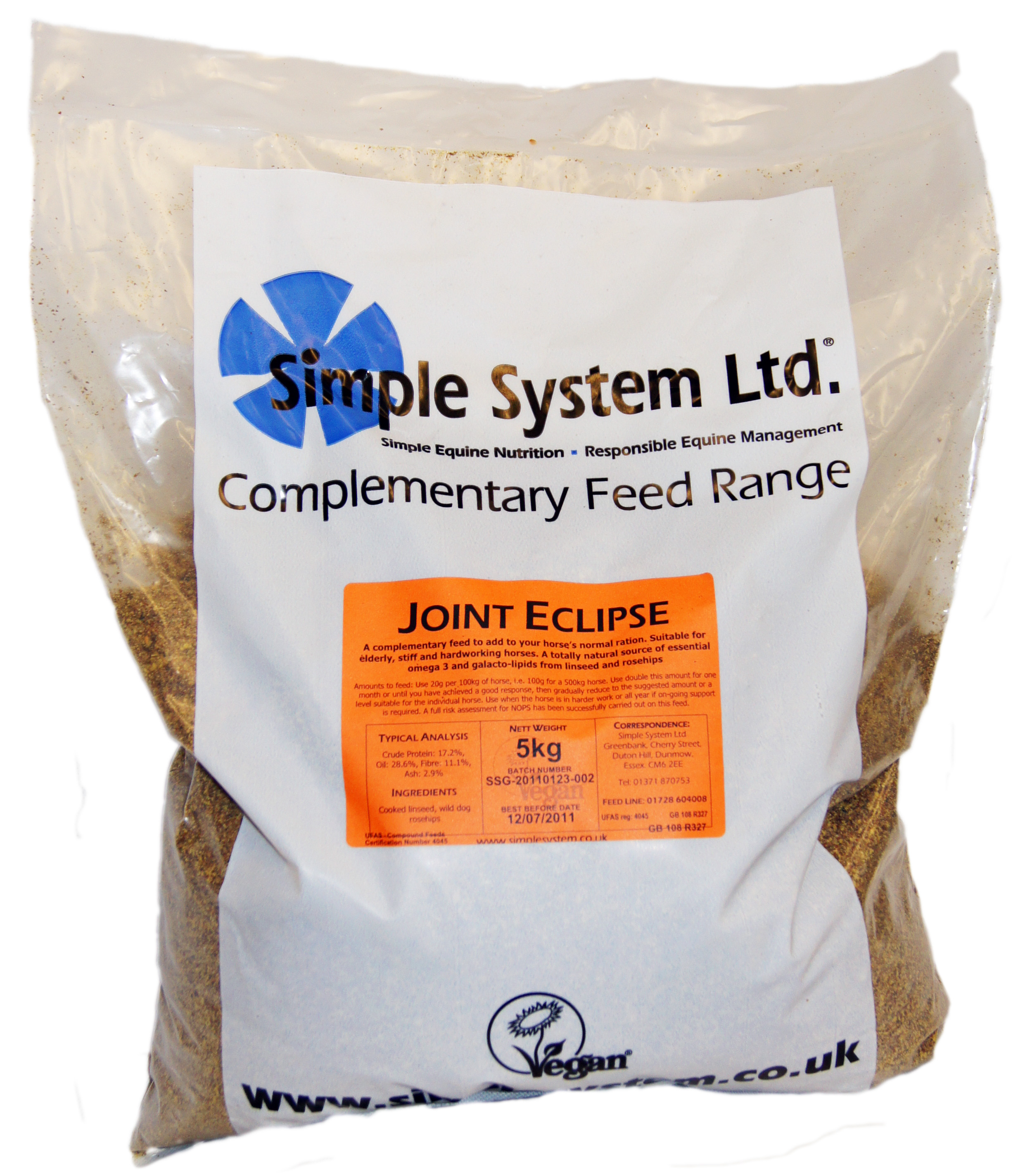 Joint Eclipse 5kg 183 Farm And Country