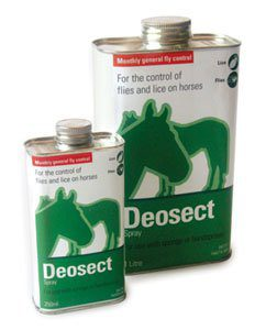 Deosect Fly Spray 250ml 183 Farm And Country