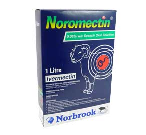 Noromectin 0 08 W V Drench Oral Solution 1l 183 Farm And
