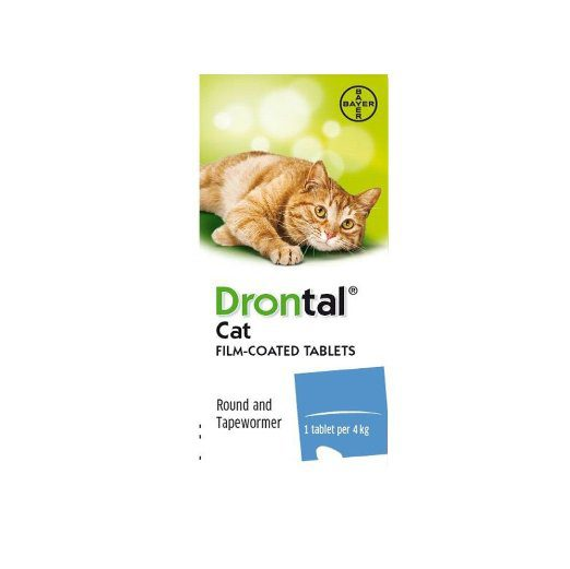 Drontal For Cats 183 Farm And Country